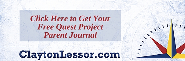 Download Your Free Quest Project Parent Journal