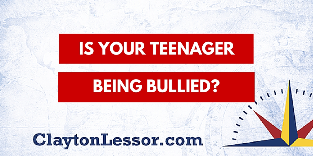 Is Your Teenager Being Bullied?