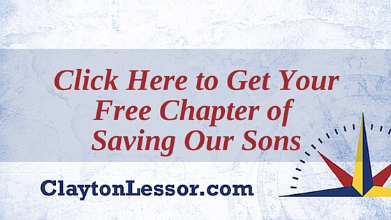 Get Your Free Chapter of Saving Our Sons by Clayton Lessor